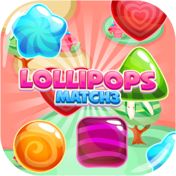 Lollipops Match Game