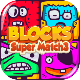 Blocks Super Match