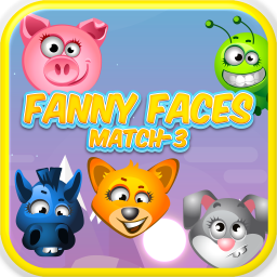 Funny Faces Match Game
