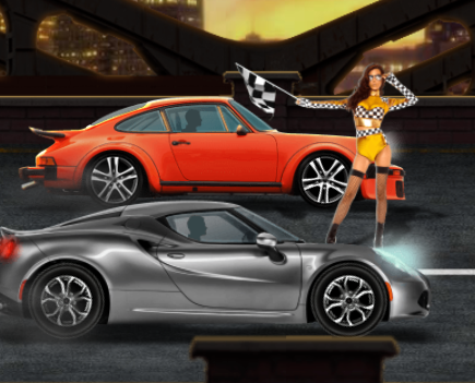 Gear Madness Cars Game